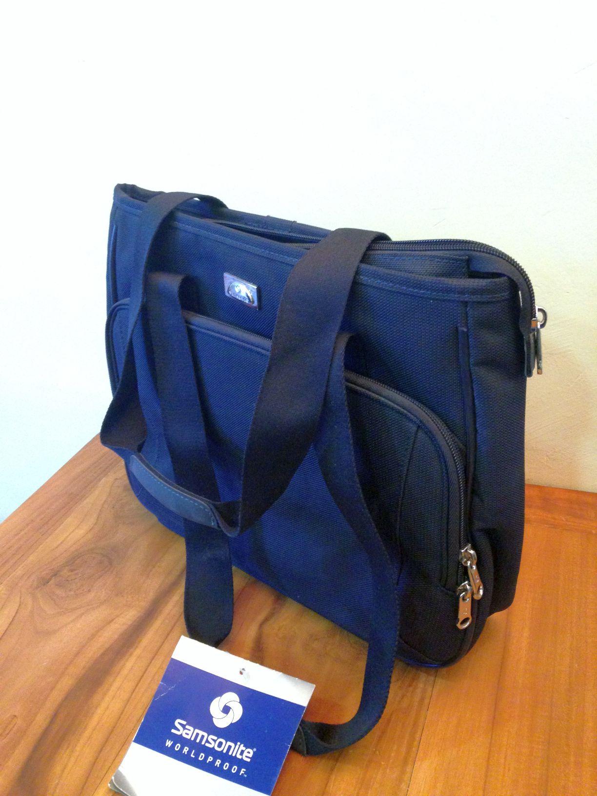 Samsonite borsa porta pc 15 4 computer case robustissimo - Samsonite porta pc ...