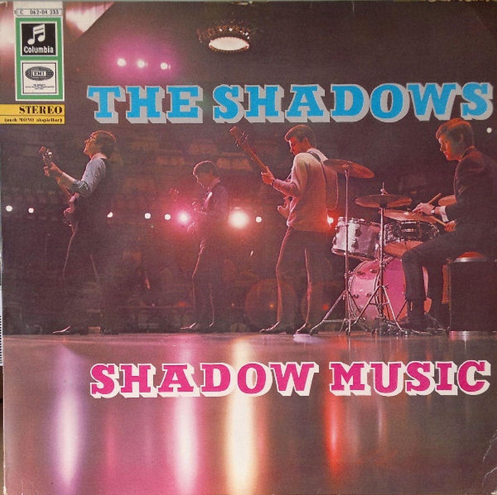 The Shadows Shadow Music Lp Album Columbia 1c062 04233