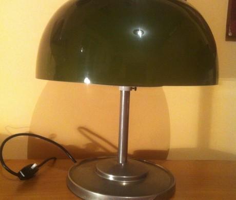 Lampada modernariato anni 50 60 da tavolo scrivania for Scrivania ufficio anni 50